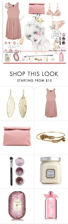 """Butterfly"" by alongcametwiggy ❤ liked on Polyvore featuring Barneys New York, Carine Gilson, OneTeaspoon, Marie Turnor, Alex and Ani, espace, Bare Escentuals, Laura Mercier, Fresh and Molton Brown"