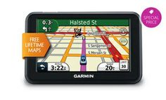 "Groupon - Garmin nüvi 40LM 4.3"" GPS (ManufacturerRefurbished).  in Online Deal. Groupon deal price: $69.99"