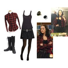 A fashion look from January 2013 featuring flannel shirt, racer back tank tops and mini skirts. Browse and shop related looks. Celebrity Outfits, Edgy Outfits, Grunge Outfits, Cool Outfits, Fashion Outfits, Going Out Outfits, Other Outfits, Jade West Style, Mode Grunge