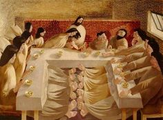 The Last Supper - stanley spencer