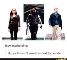 Read Sexual tension from the story Stucky and friends → Avengers by shamelesssteve with reads. Hahahahaha I can so imagine th. Funny Marvel Memes, Dc Memes, Marvel Jokes, Avengers Memes, Marvel Dc, Marvel Comics, Marvel Civil War, The Avengers, Avengers Actors