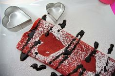 Crepes red velvet | Cocina