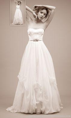 Jenny Packham May Blossom. I'm a dress slut! #wedding #dress #bridal #gown