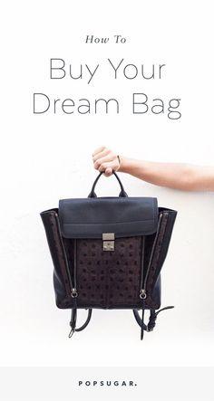 How to afford your dream designer bag