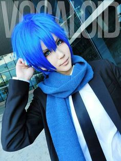Kaito Vocaloid Kaito, Kaito Shion, Vocaloid Cosplay, Pose, Fandoms, Awesome, Anime, Art, Art Background