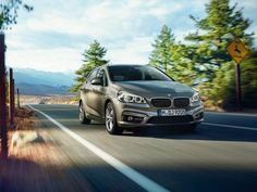 The new BMW 2 Series Active Tourer. Dynamism, style, elegance and practicality
