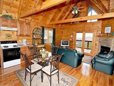 A Breeze - 2 Bedroom Cabin For Rent in Pigeon Forge TN