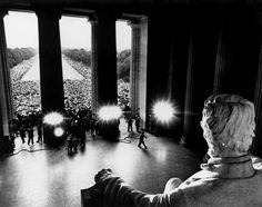 The March on Washington was 50 years ago this week.