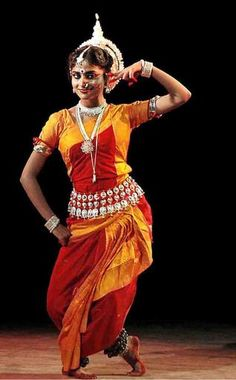 Odissi Dancer of India...