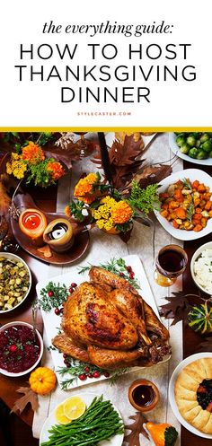 How to Host Your First Thanksgiving Dinner (The Everything Guide)—Holiday entertaining tips from lifestyle expert, Waiting for Martha | @StyleCaster