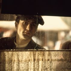 Young Robert De Niro in The Godfather II