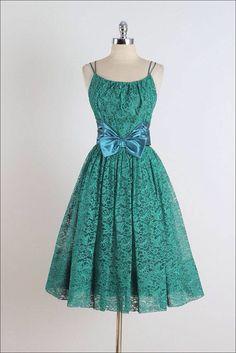 Isn't this pretty, circa 1951 designer unknown