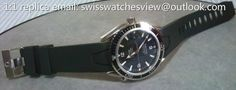 Omega Seamaster Planet Ocean Rubber strap 45mm 2900.50.91 Omega Seamaster Planet Ocean Rubber strap 45mm 2900.50.91 [2900.50.91] - $297.00