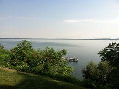 Seneca Lake. Geneva, New York.