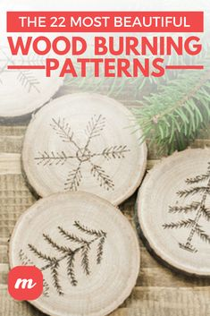 burned wood stenciling Check out these free printable wood burning patterns that you can print, transfer and burn - all for free. Trees, wildlife and more from beginner to expert Wood Burning Tips, Wood Burning Techniques, Wood Burning Crafts, Wood Burning Projects, Wood Crafts, Wood Projects, Diy Crafts, Pyrography Designs, Pyrography Patterns