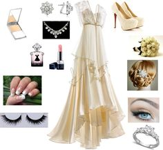 """""""WEDDING"""" by drue-young on Polyvore"""