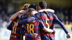 Villarreal - FC Barcelona (2-2)   FC Barcelona