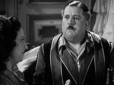 som Onkel Hanibal, i Frøken Vildkat fra 1942. (her sammen med Marguerite Viby)