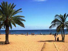 4a88be0b beach las Teresitas in Tenerife Nature Beach, Lanzarote, Tenerife,  Beautiful Beaches, Beautiful