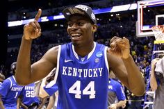 Congrats to Dakari Johnson for declaring for the NBA draft. You'll be missed but will do big things in the league.
