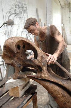 Quentin Garel #Art #Sculpture