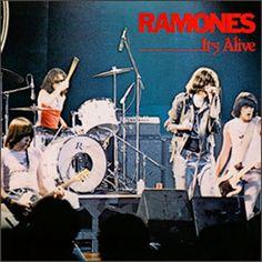 RADIO DE LOS PUEBLOS: ROCK EN VIVO /// THE RAMONES