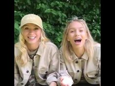 Lisa and Lena Talking! - YouTube