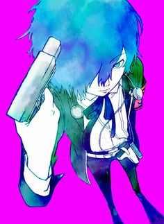 Persona 3 Makoto Yuki EmoFuri by ichigolollipop Persona