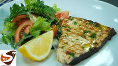 Pesce spada arrostito: alla griglia, alla piastra, in padella - secondi ...