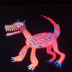 Dragon dog by Fabric Lenny using Tagtool for iPad. Dragon, Projection Mapping, Year 7, Graffiti, Ipad, Animation, Sculpture, Lights, Live