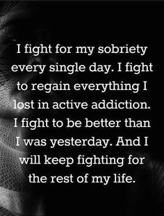 When you see someone you love struggling with an addiction to alcohol, helping them recover can be a touchy situation. Seeing a loved one suffer with alcohol addiction can be painful for both you and them, but recovery is not only possible, but within. Sober Quotes, Aa Quotes, Sobriety Quotes, True Quotes, Food Quotes, Friend Quotes, Qoutes, Recovering Addict Quotes, Addiction Recovery Quotes