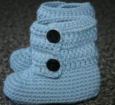 Free Crochet Baby Bootie Patterns | CROCHETING BABY BOOTIES | Crochet For Beginners
