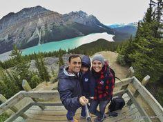 Peyto Lake, free camping e o perrengue do ano