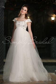 Delphine Gown - Wedding Dress - Simply Bridal