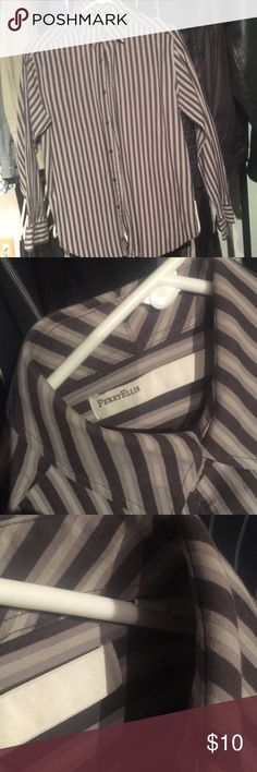 Used / Perry Ellis, casual or dressed button shirt Business man used shirts ( need good wash and iron - great shirts and material ). Perry Ellis Shirts Casual Button Down Shirts