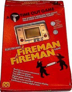 Mego Fireman Fireman