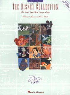 The Disney Collection (Easy Piano Series) by Hal Leonard Corp.,http://www.amazon.com/dp/0793508304/ref=cm_sw_r_pi_dp_24CWsb0FQEQXZREF