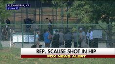 """President Donald J. Trump has released a statement on the Scalise shooting in Virginia: """"We are deeply saddened by this tragedy. Our thoughts and prayers are with the members of Congress, their staffs, Capitol Police, first responders, and all others affected.""""  Watch Fox News Channel live here: http://fxn.ws/2srSVPu"""
