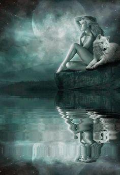 REFLECTION  animated image