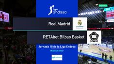 goals BASKETBALL: Liga Endesa - Real Madrid vs. Bilbao Basket - 28/01/2018 Full Match link http://www.fblgs.com/2018/01/goals-basketball-liga-endesa-real_28.html