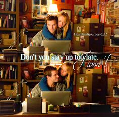 """""""Don't you stay up too late. Heartland Season 6, Amy And Ty Heartland, Heartland Quotes, Heartland Ranch, Heartland Tv Show, Best Tv Shows, Favorite Tv Shows, Ty Et Amy, Country Quotes"""