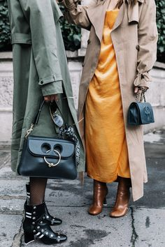 TRENCH DAY | Collage Vintage. bag, сумки модные брендовые, bag lovers,bloghandbags.blogspot.com