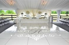 Cheap name decal, Buy Quality floor sticker directly from China floor decal Suppliers: Wedding Floor Stickers Customize Bride Groom Names & Initial Available Removable Vinyl Wedding Dance Floor Monogram Decal Floor Decal, Floor Stickers, Nyc Wedding Venues, Wedding Reception, Wedding Ideas, Reception Ideas, Reception Activities, Wedding Hacks, Tent Reception