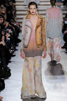 Missoni on the Runway