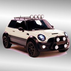 Special Edition Personalised Mini Cooper