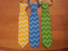 Little boy's Easter Ties Toddler Tie Boy's Blue by thatsewcrazy