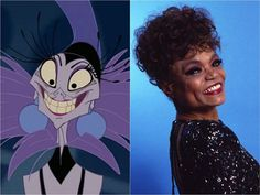 10 Disney Voice Actors That Look EXACTLY Like Their Characters | moviepilot.com
