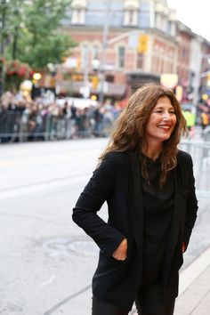 Catherine Keener . TIFF 2013 Can A Song Save Your Life Red Carpet