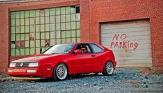 VW Corrado - one of the first realistically attainable dream cars of mine...that I have yet to attain.