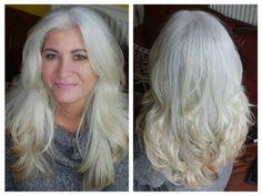 GGG Going Gray Beauty Guide on Facebook Amanda